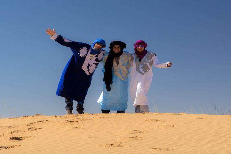 Ruta de 3 días a Merzouga desde Fez
