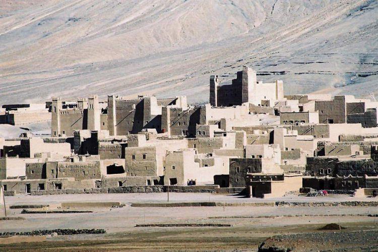 13 Días Desde Tánger Sahara vuelta