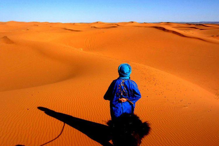 Excursión de 3 días Merzouga acabando en Fez