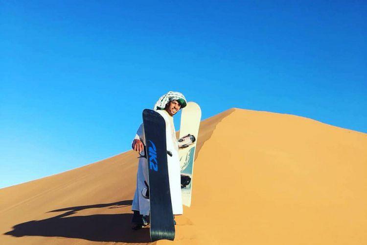 Tour de 8 días desde Marrakech a Merzouga